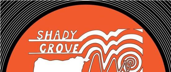 Vinyle Shady Grove